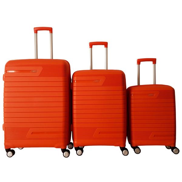 مجموعه سه عددی چمدان سامیت کد 202