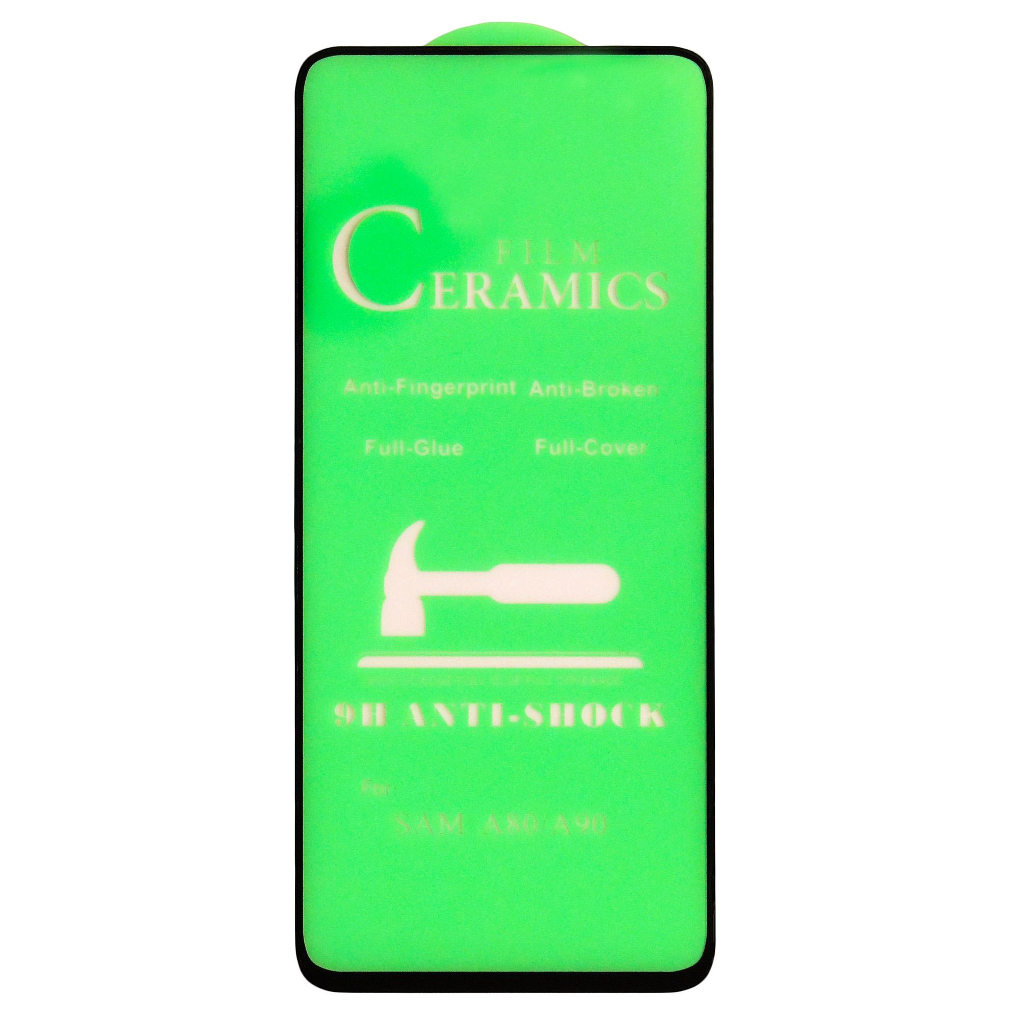 محافظ صفحه نمایش مدل BK مناسب برای گوشی موبایل سامسونگ Galaxy A80/A90
