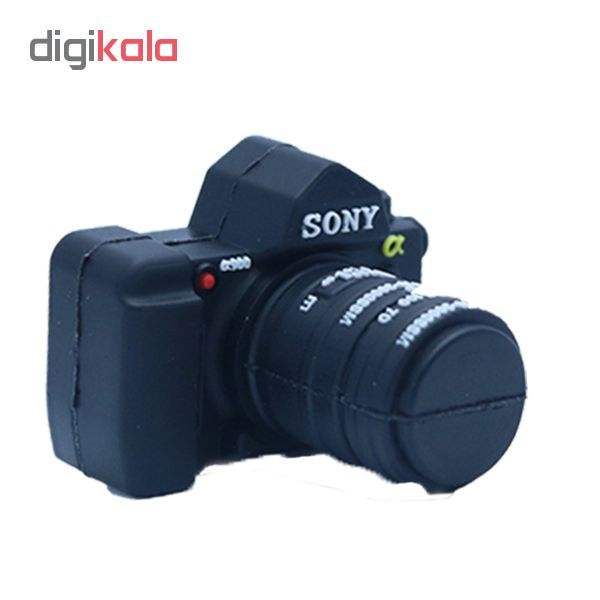 فلش مموری طرح دوربین سونی مدل Ul-Pv-CaSon10 ظرفیت8 گیگابایت