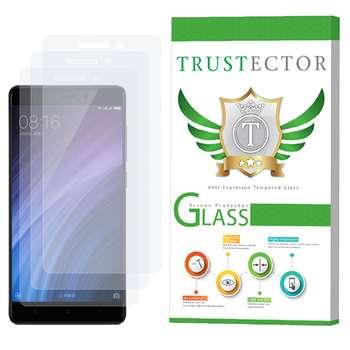 محافظ صفحه نمایش تراستکتور مدل GLS مناسب برای گوشی موبایل شیائومی Redmi 4A بسته 3 عددی