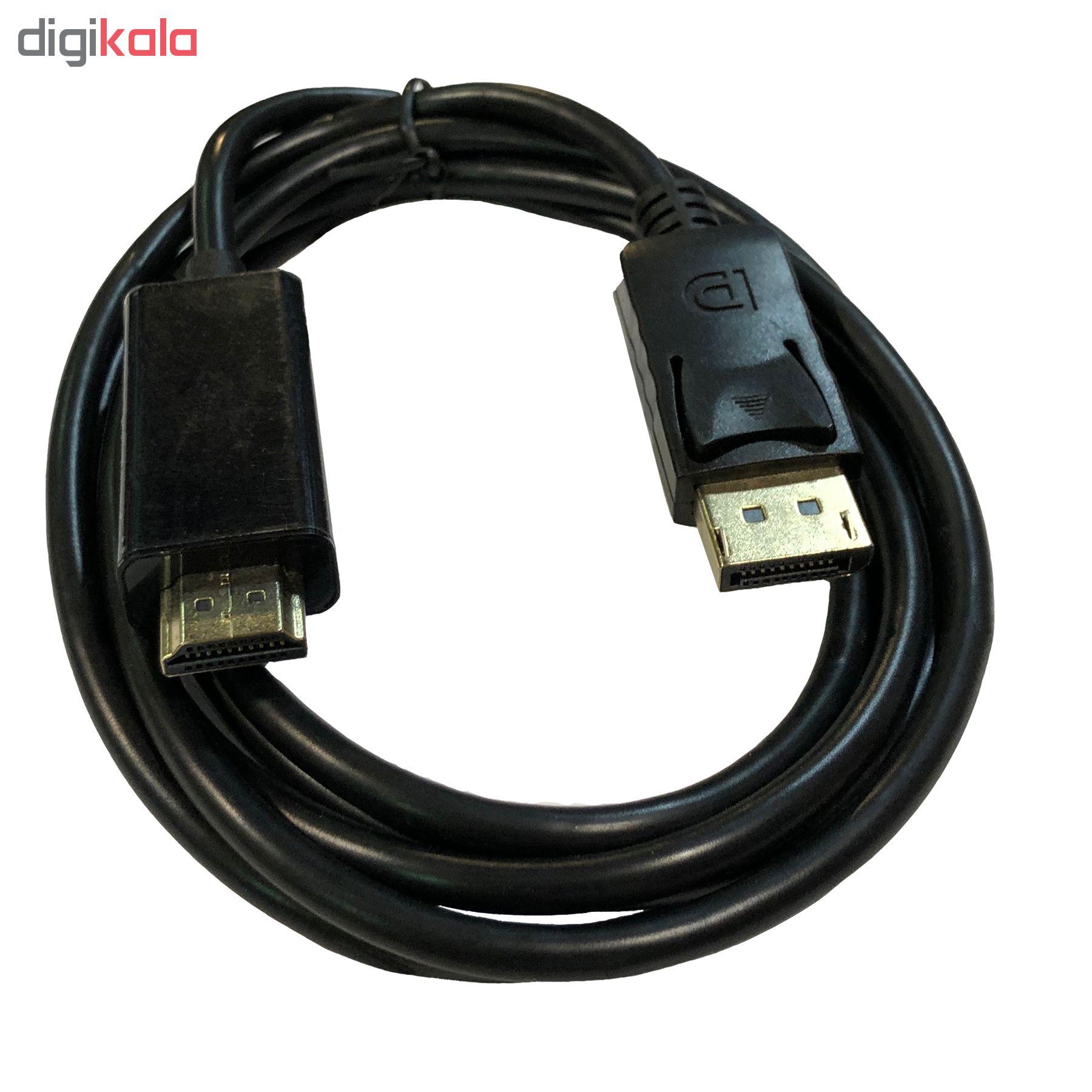 کابل DISPLAY PORT به HDMI  مدل A110  طول 1.8 متر