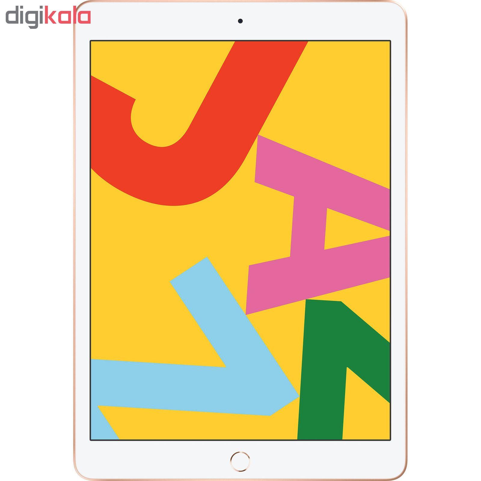 تبلت اپل مدل iPad 10.2 inch 2019 WiFi ظرفیت 32 گیگابایت main 1 2