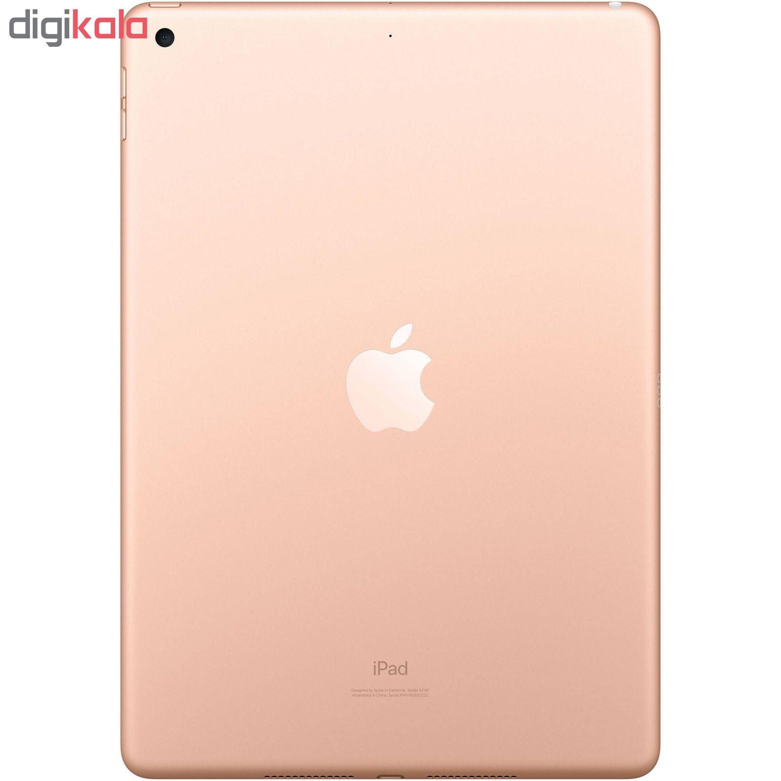 تبلت اپل مدل iPad 10.2 inch 2019 WiFi ظرفیت 32 گیگابایت main 1 5