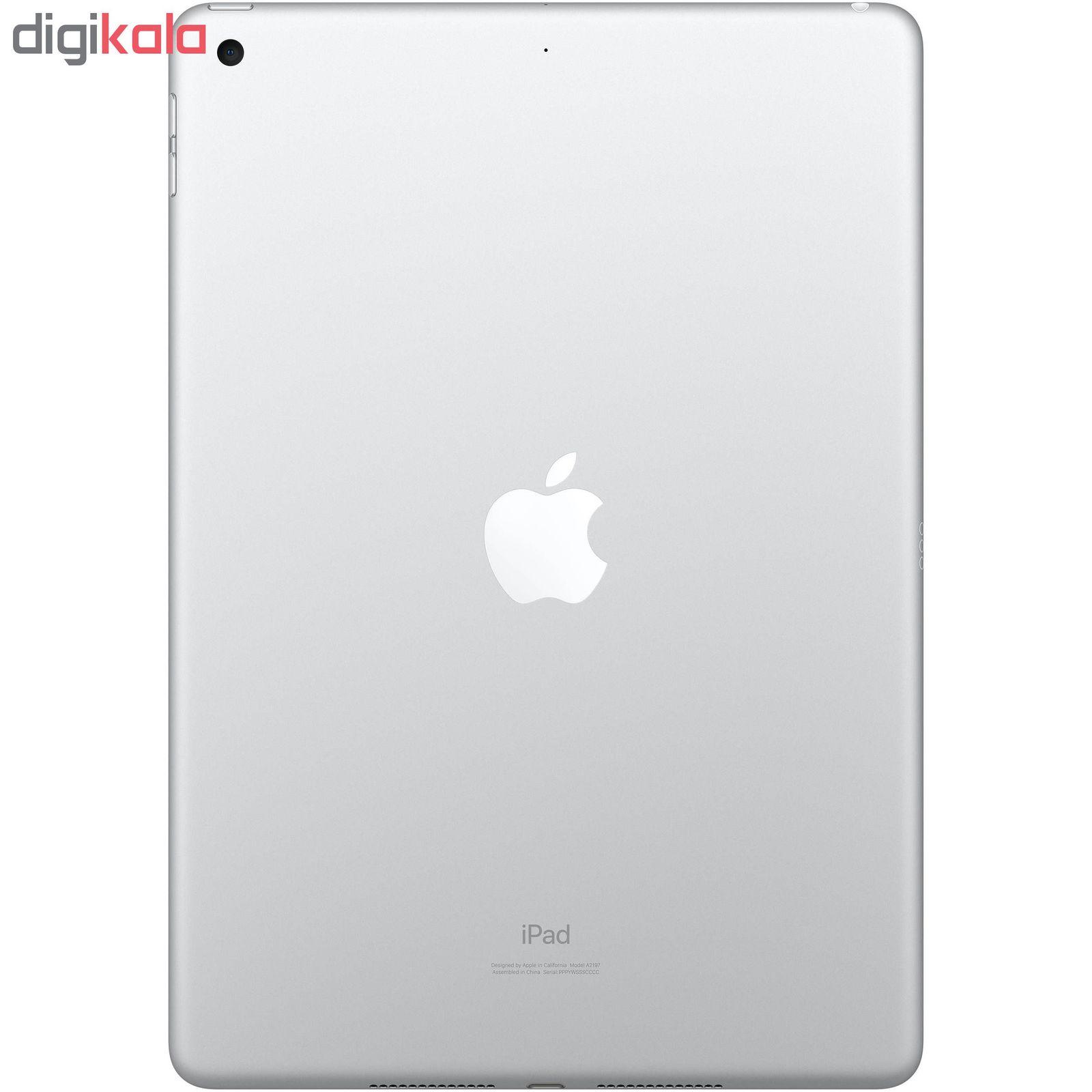 تبلت اپل مدل iPad 10.2 inch 2019 WiFi ظرفیت 32 گیگابایت main 1 6