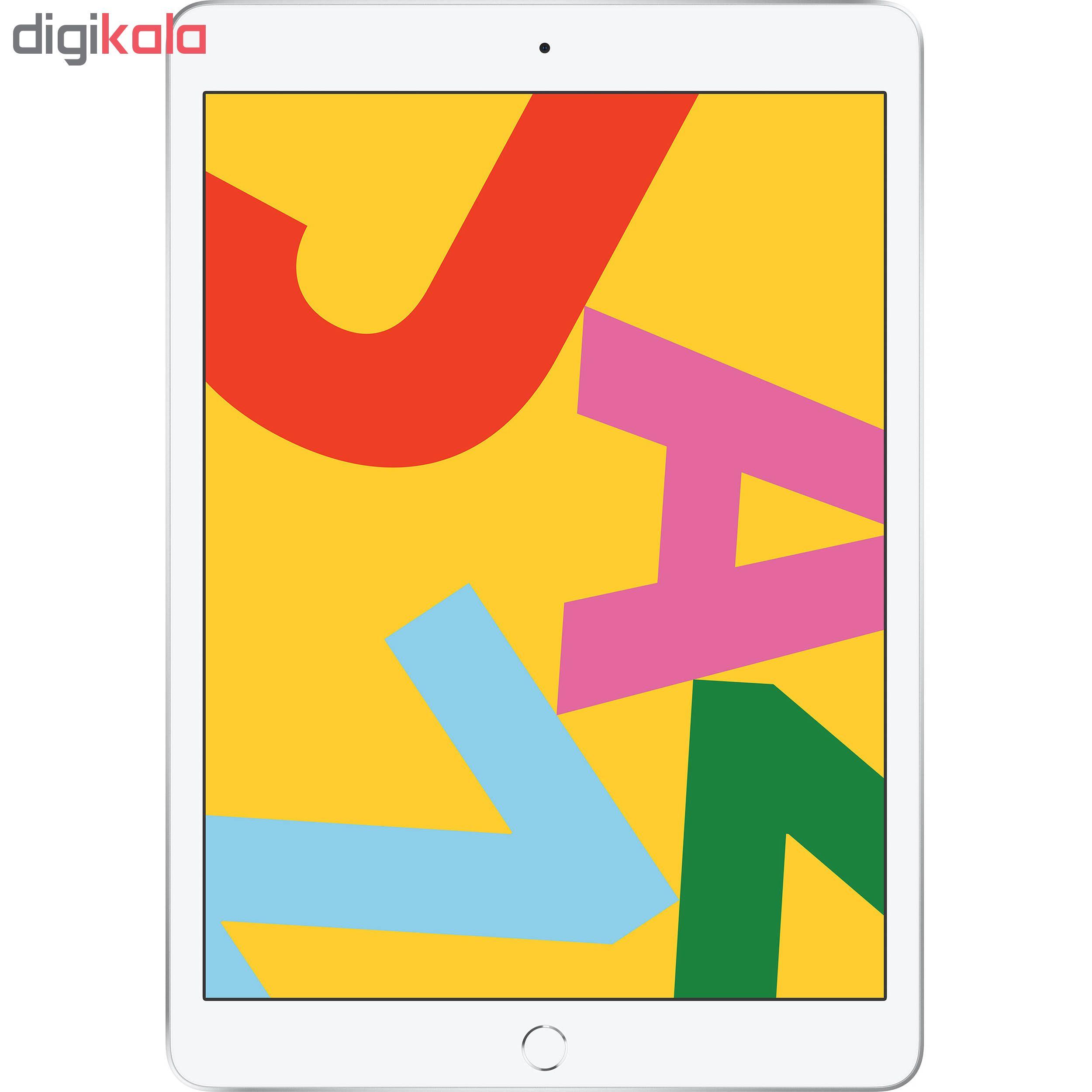 تبلت اپل مدل iPad 10.2 inch 2019 WiFi ظرفیت 128 گیگابایت
