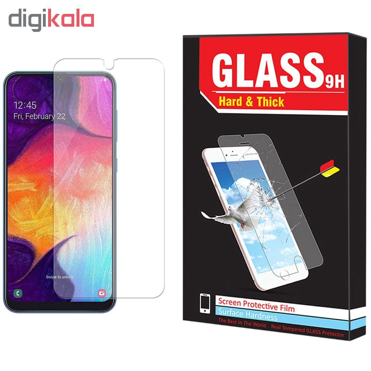 محافظ صفحه نمایش Hard and thick مدل F-01 مناسب برای گوشی موبایل سامسونگ Galaxy A10s  main 1 1