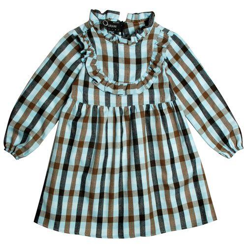 پیراهن دخترانه قرآنی کد p9802bl