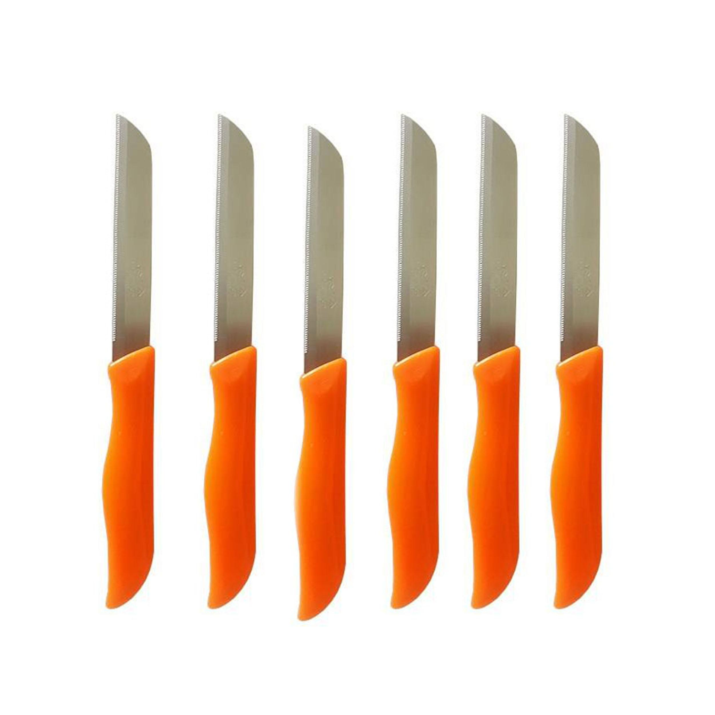چاقو مدل آوا بسته 6 عددی