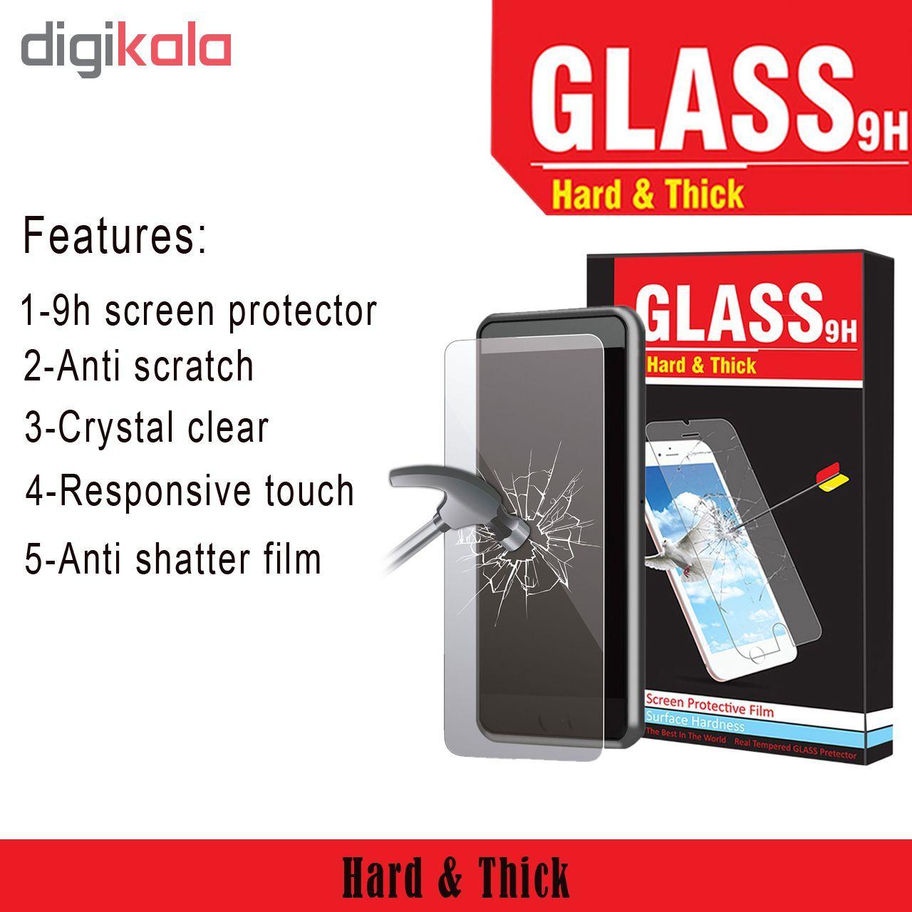 محافظ صفحه نمایش Hard and thick مدل F-01 مناسب برای گوشی موبایل سامسونگ Galaxy A30s  main 1 2