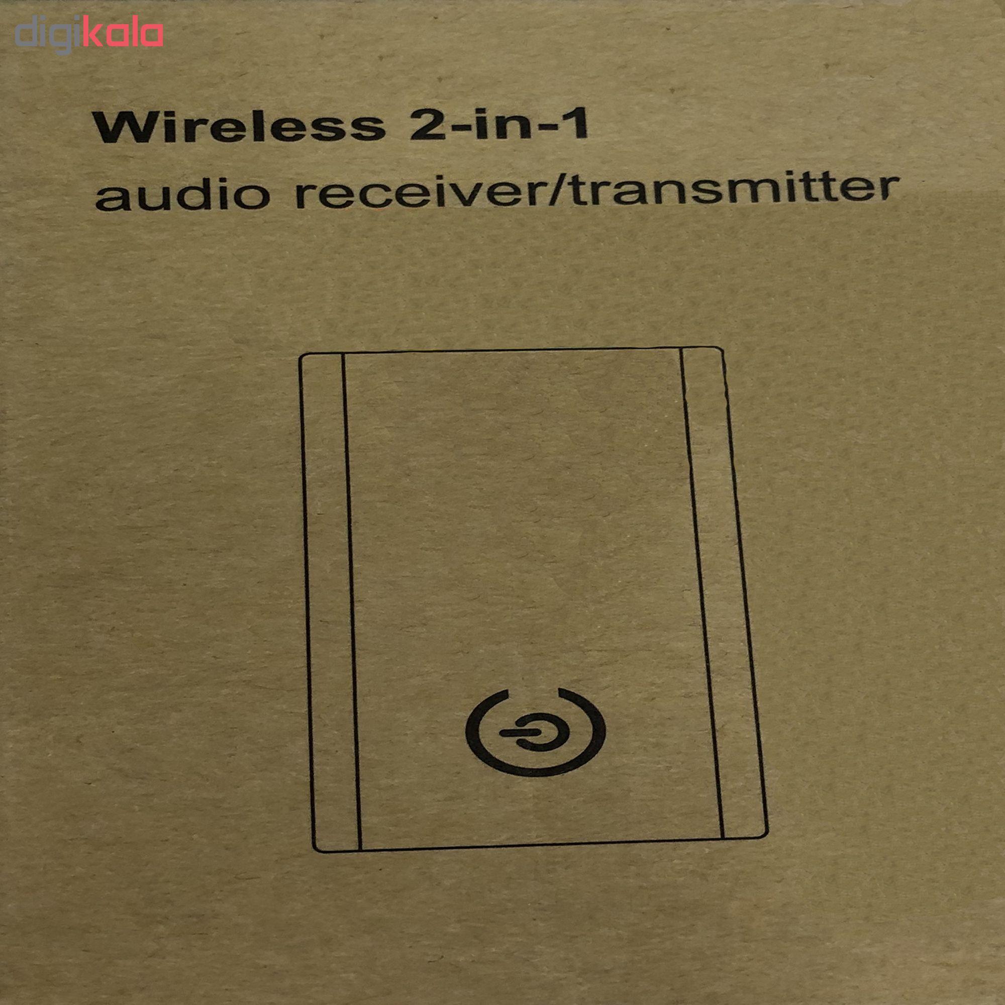 گیرنده و فرستنده بلوتوث صدا  مدل A110