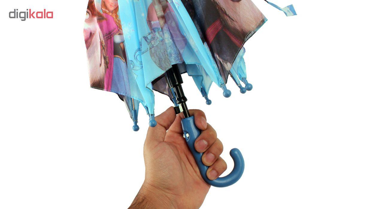 چتر ایران چتر مدل Happy Winter 2