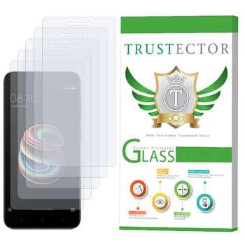 محافظ صفحه نمایش تراستکتور مدل GLS مناسب برای گوشی موبایل شیائومی Redmi 5A بسته 5 عددی