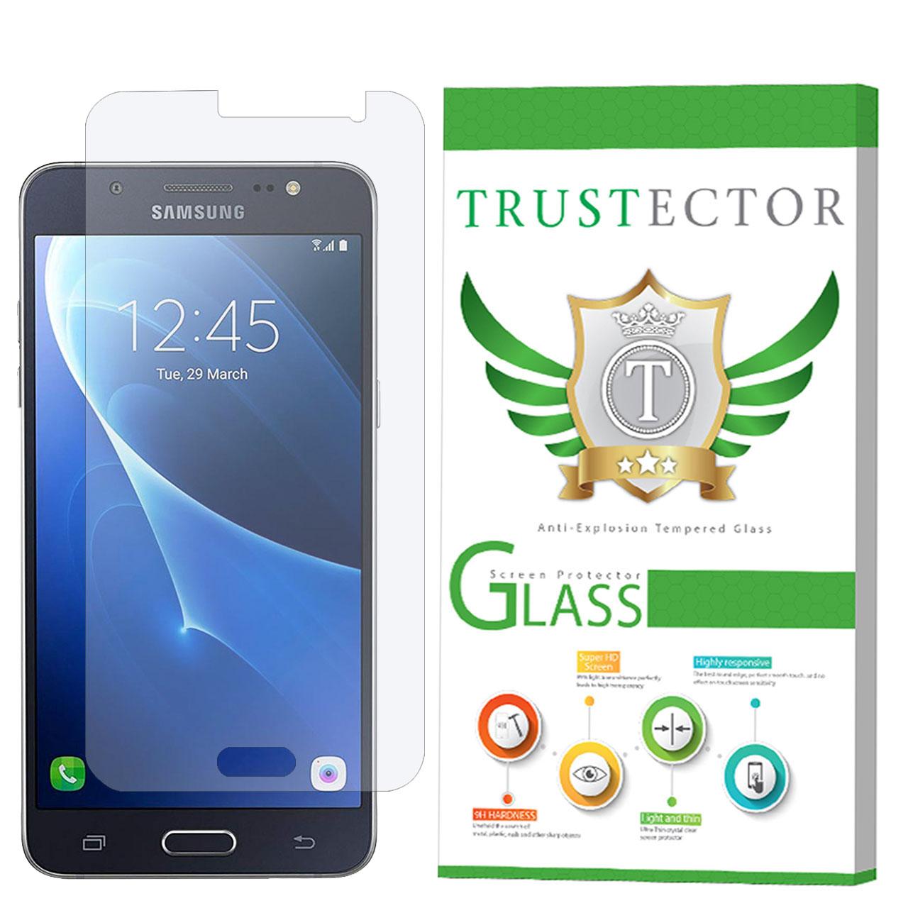 محافظ صفحه نمایش تراستکتور مدل GLS مناسب برای گوشی موبایل سامسونگ Galaxy J5 2016              ( قیمت و خرید)