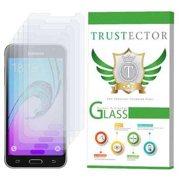 محافظ صفحه نمایش تراستکتور مدل GLS مناسب برای گوشی موبایل سامسونگ Galaxy J3 2016 بسته 5 عددی