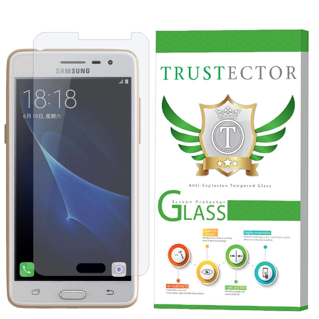 محافظ صفحه نمایش تراستکتور مدل GLS مناسب برای گوشی موبایل سامسونگ Galaxy J3 Pro              ( قیمت و خرید)