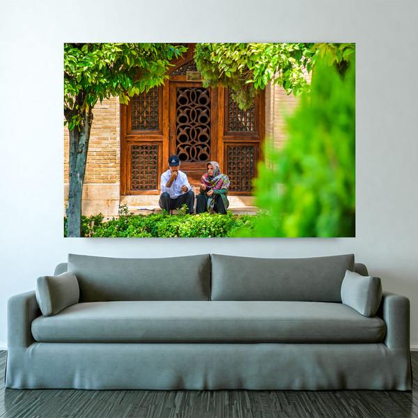 تابلو شاسی طرح زندگی کد 0126