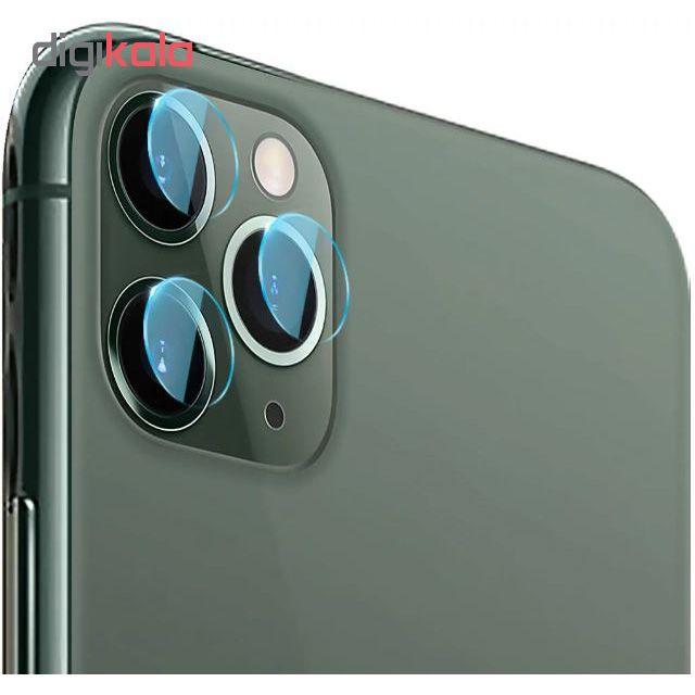 محافظ لنز دوربین مدل GL-102 مناسب برای گوشی موبایل اپل Iphone 11 Pro main 1 1