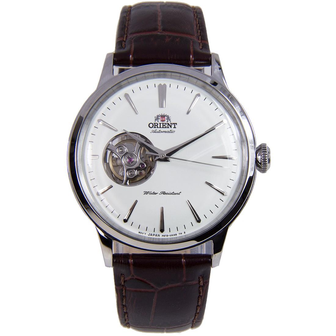 کد تخفیف                                      ساعت مچی عقربه ای مردانه اورینت  کد RA-AG0002S00C
