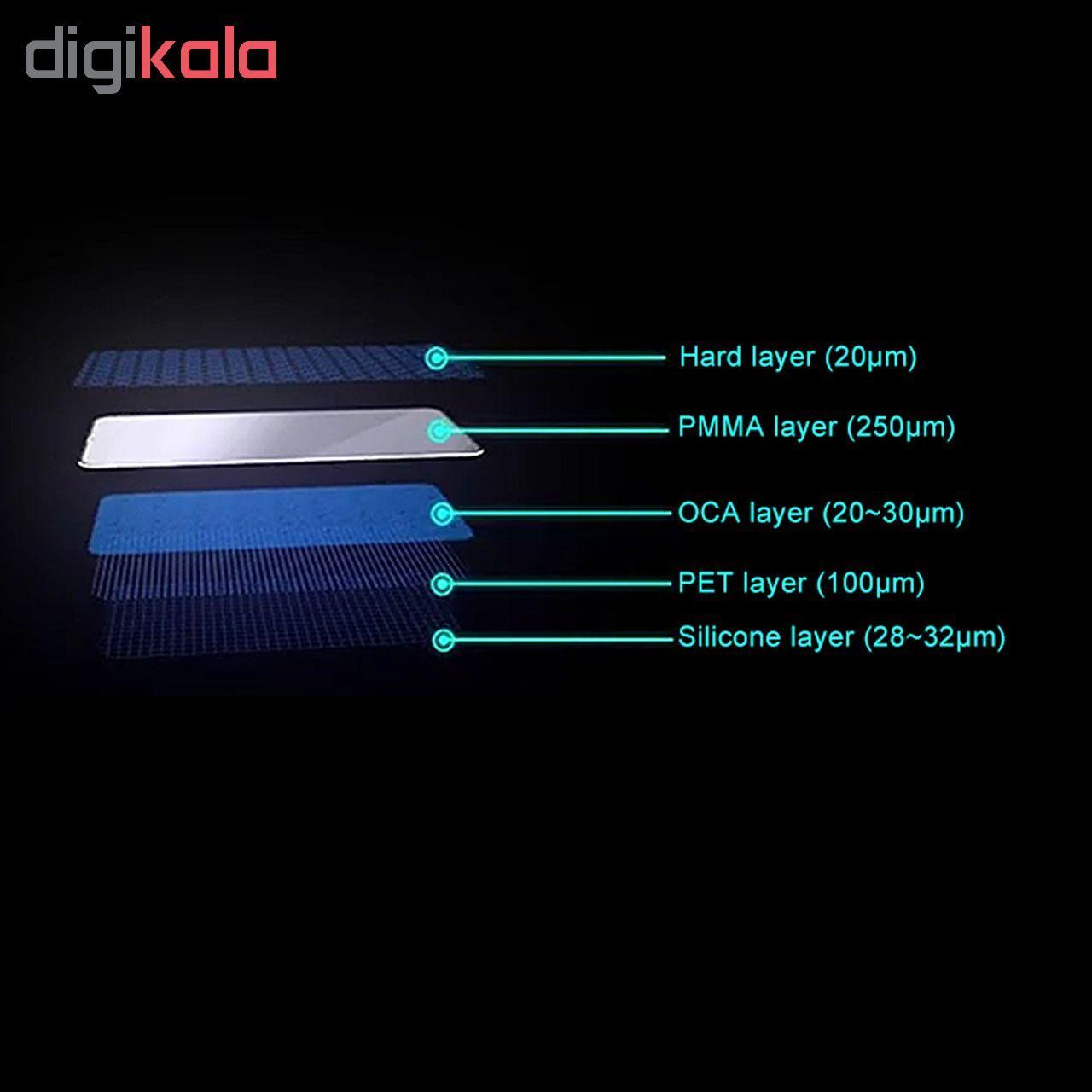 محافظ صفحه نمایش 9D مدل CR-A105 مناسب برای گوشی موبایل سامسونگ  Galaxy A10 / A10s / M10 main 1 3