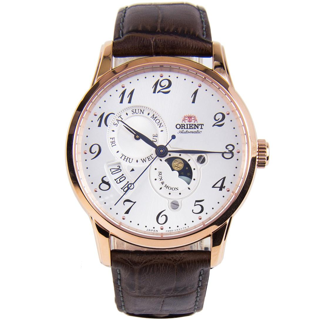 کد تخفیف                                      ساعت مچی عقربه ای مردانه اورینت  کد  RA-AK0001S00C