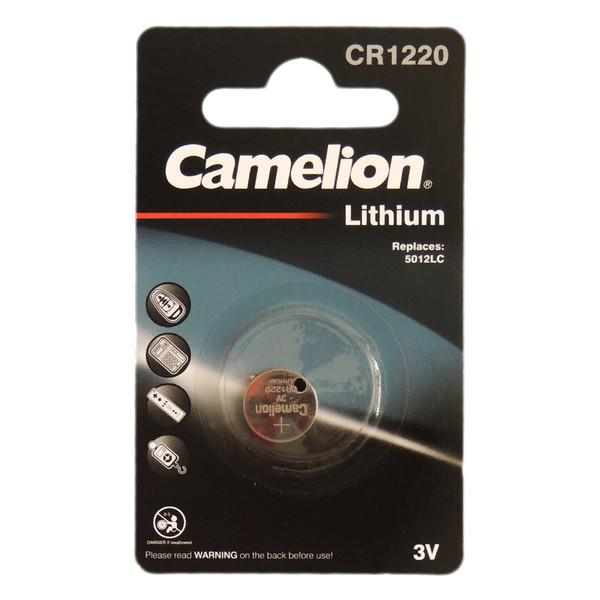باتری سکه ای کملیون مدل CR1220