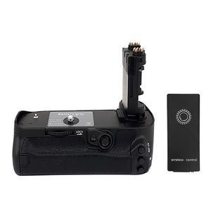 گریپ باتری دوربین مدل BG-E20 مناسب برای دوربین کانن 5D IV به همراه ریموت بی سیم