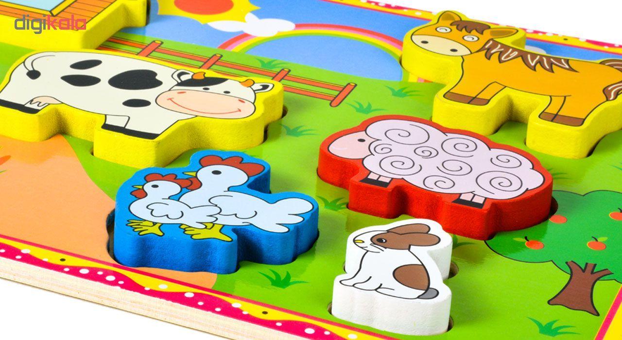 بازی آموزشی طرح مزرعه کد 9204