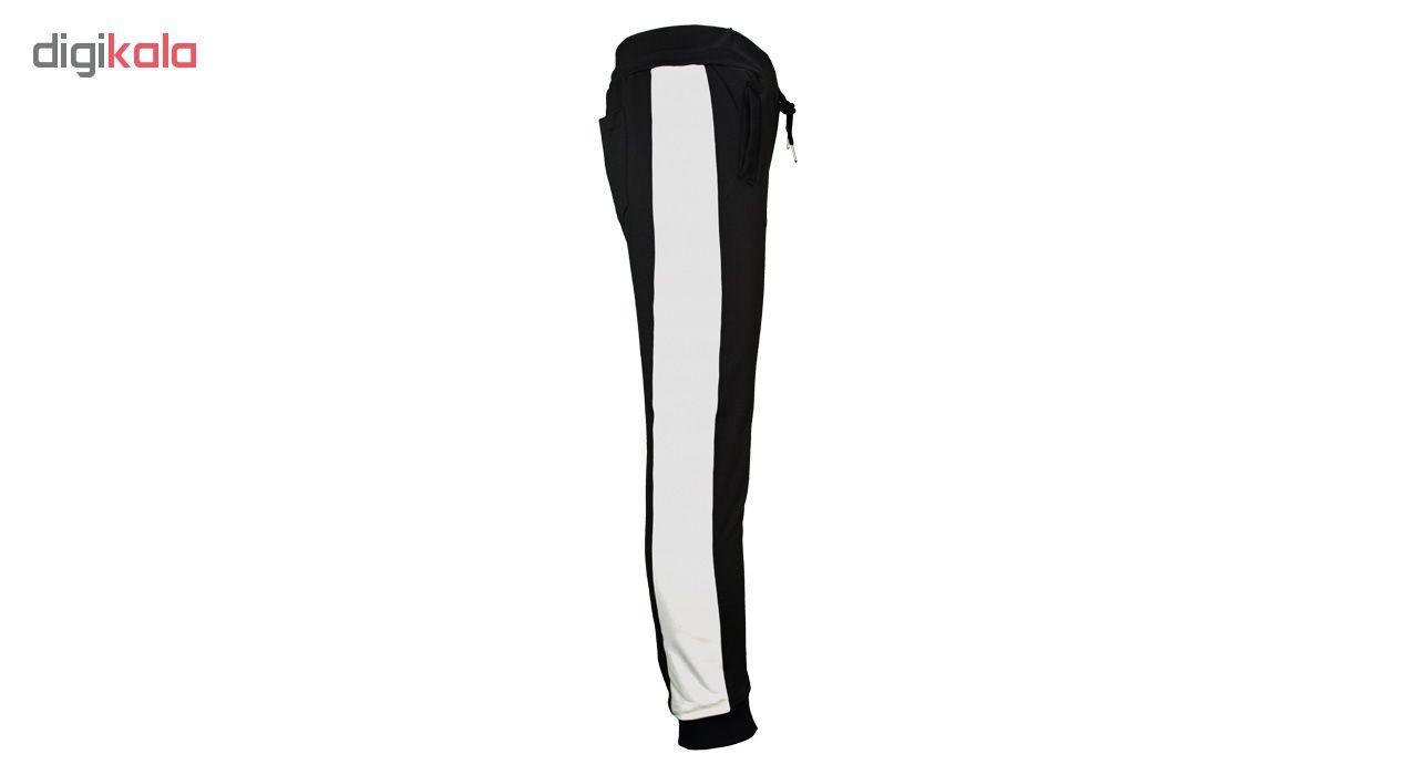 ست سویشرت و شلوار ورزشی مردانه پاتیلوک طرح اتلتیکومادرید کد 81008