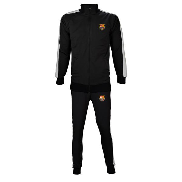 ست سویشرت و شلوار ورزشی مردانه پاتیلوک طرح بارسلونا کد 810010
