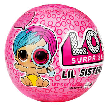 اسباب بازی شانسی ال او ال سورپرایز مدل lil sisters کد 4112899