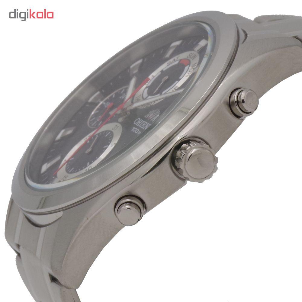 کد تخفیف                                      ساعت مچی عقربه ای مردانه اورینت مدل SUY07001D0