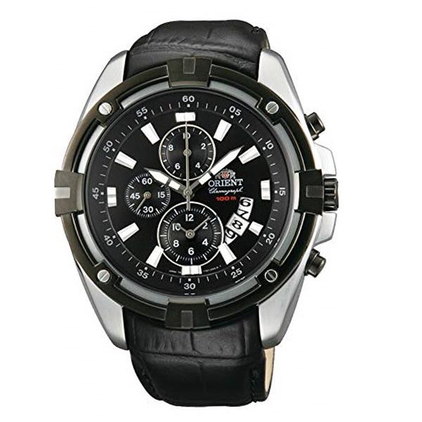کد تخفیف                                      ساعت مچی عقربه ای مردانه اورینت مدل STT0Y006B0