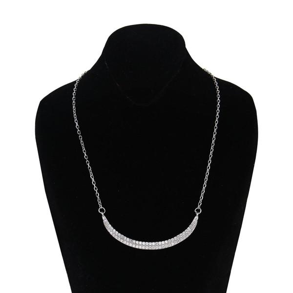 گردنبند نقره زنانه مد و کلاس کد 1000484