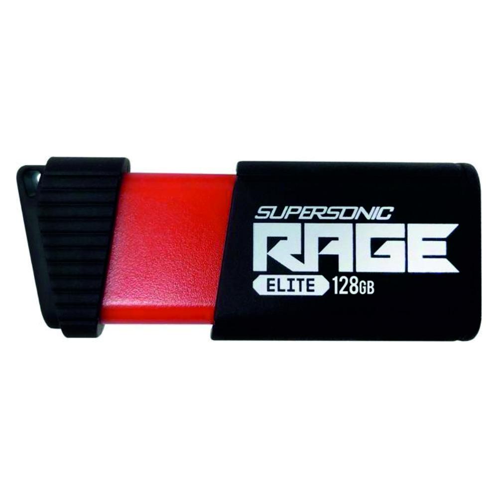 فلش مموری پتریوت مدل Supersonic Rage Elite ظرفیت 128 گیگابایت