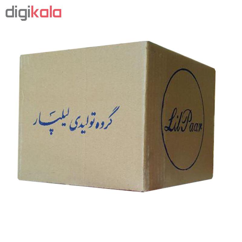 جعبه جواهرات لیلپار طرح هپی نس مدل HOA-1077