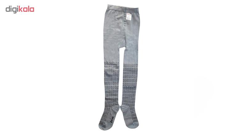 جوراب شلواری دخترانه کنته کیدز کد 5C-07-303