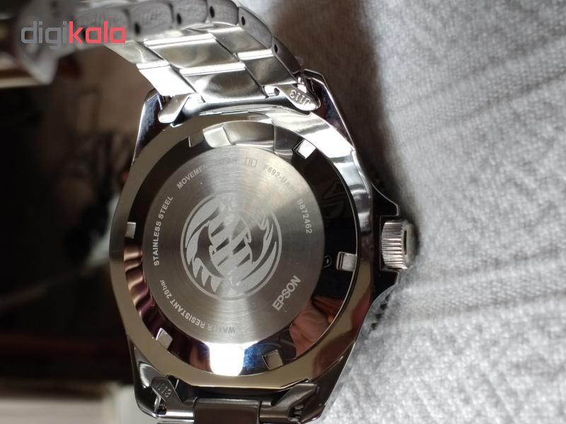 کد تخفیف                                      ساعت مچی عقربه ای مردانه اورینت مدل RA-AA0009L09C