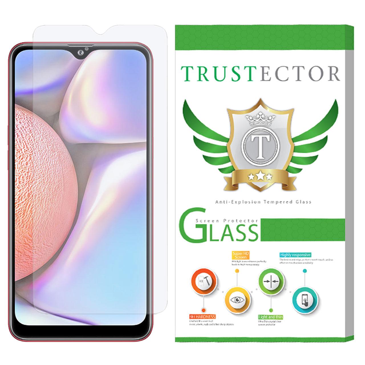 محافظ صفحه نمایش تراستکتور مدل GLS مناسب برای گوشی موبایل سامسونگ Galaxy A10s              ( قیمت و خرید)