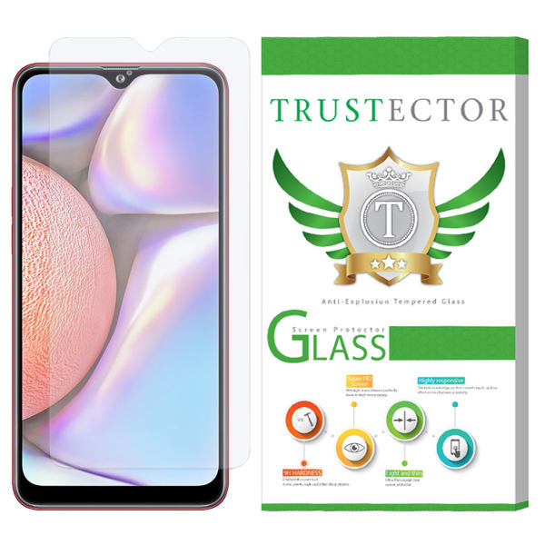 محافظ صفحه نمایش تراستکتور مدل GLS مناسب برای گوشی موبایل سامسونگ Galaxy A10s
