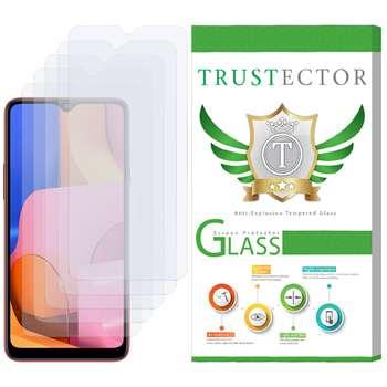 محافظ صفحه نمایش تراستکتور مدل GLS مناسب برای گوشی موبایل سامسونگ Galaxy A20s بسته 5 عددی