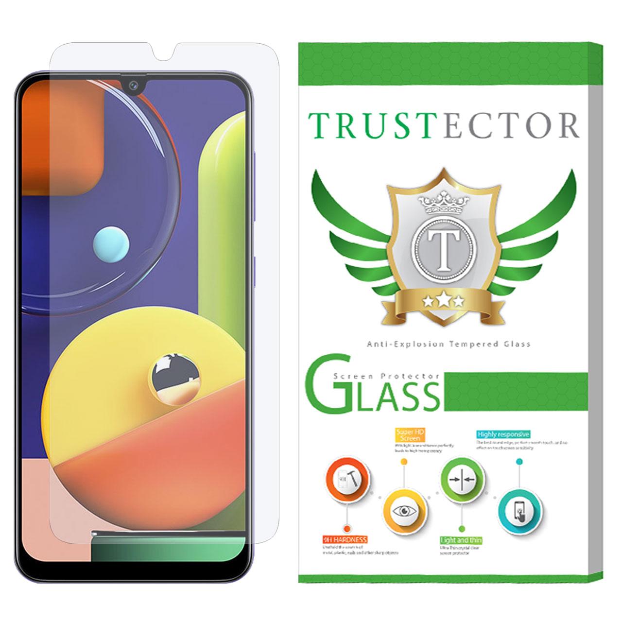 محافظ صفحه نمایش تراستکتور مدل GLS مناسب برای گوشی موبایل سامسونگ Galaxy A50s              ( قیمت و خرید)