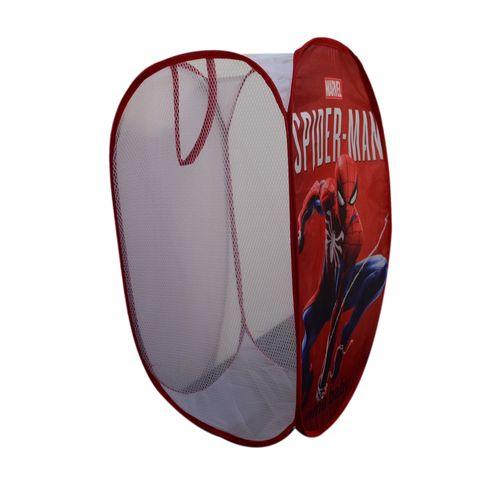سبد اسباب بازی نینا بی بی طرح مرد عنکبوتی مدل 5412