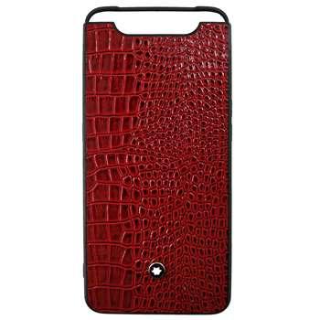 کاور طرح پوست ماری کد 01 مناسب برای گوشی موبایل سامسونگ Galaxy A80