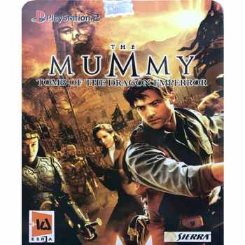 بازیThe Mummy مخصوص PS2