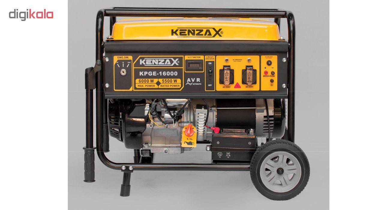 موتور برق کنزاکس مدل KPGE-16000 main 1 2