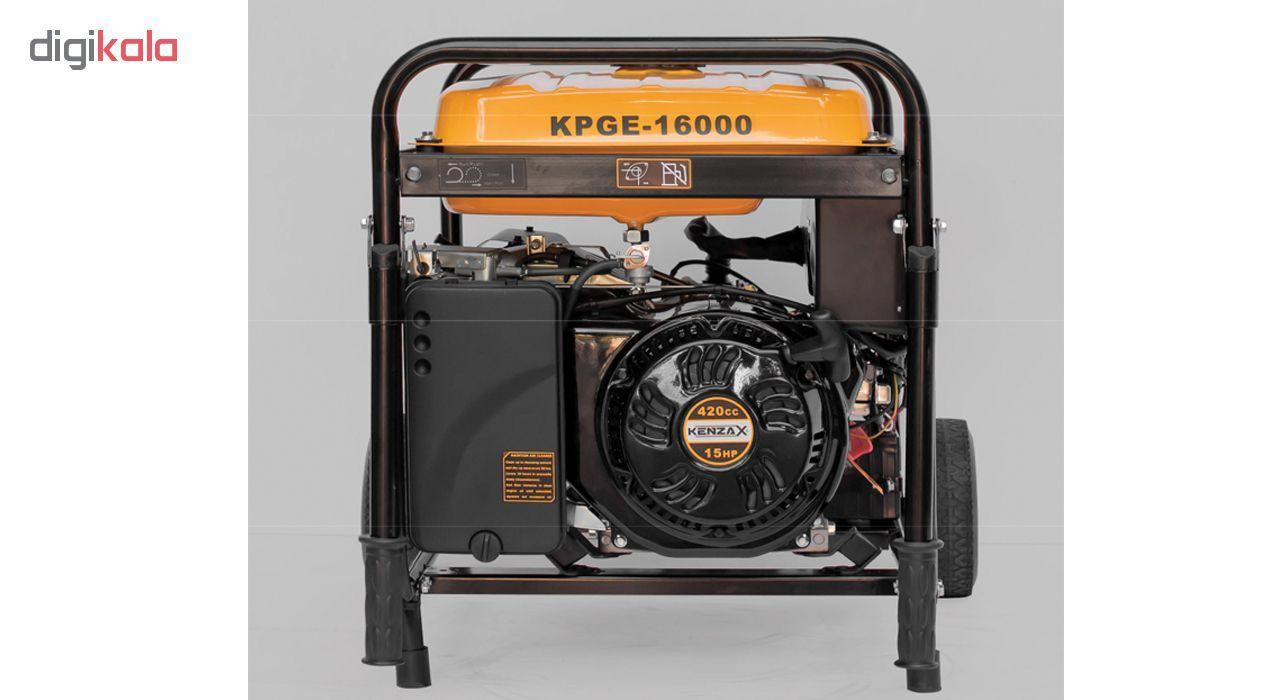 موتور برق کنزاکس مدل KPGE-16000 main 1 3