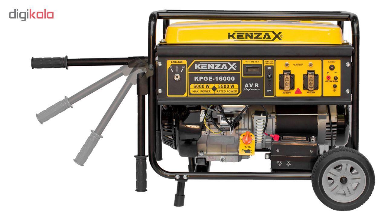 موتور برق کنزاکس مدل KPGE-16000 main 1 6