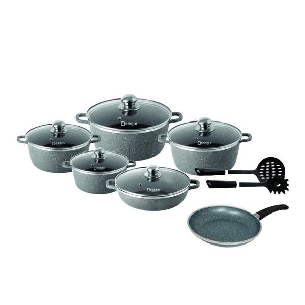 سرویس پخت و پز 13 پارچه دسینی مدل Venza