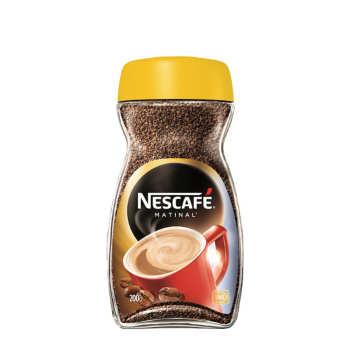 قهوه فوری نسکافه مدل ماتینال مقدار 200 گرم