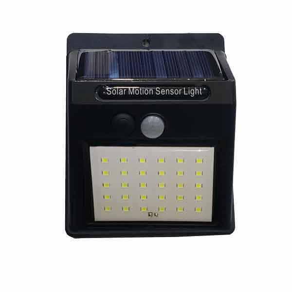 لامپ دیواری خورشیدی 25 وات مدل DM20